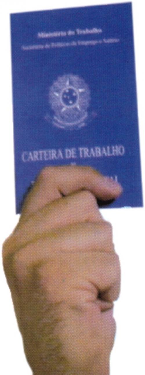Diga NÃO à falta de registro! Assegure seus direitos de cidadão